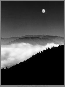 Mount Vision Moonrise